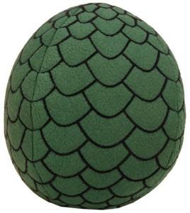 Factory Entertainment Of Thrones Dragon Egg Green Plush