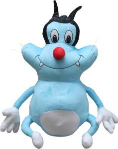 Bubble Hut Oggy Soft Toy  - 40 cm