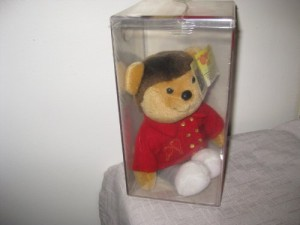 Dart Flipcards Inc. The Monkee'S Limited Collectable Bear Davey Jones