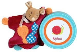 Kaloo Colors Mouse Puppet