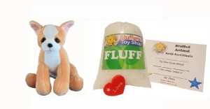 Stuffems Toy Shop Make Your Own Animal Mini 8 Inch Chihuahua Kit No Sewing
