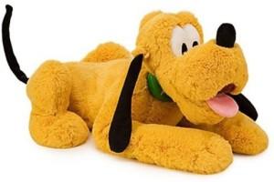 Disney Pluto Plush 17'' L