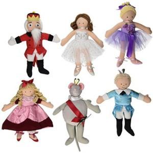 North American Bear Company Nutcracker Suite Dolls(Set Of 6)