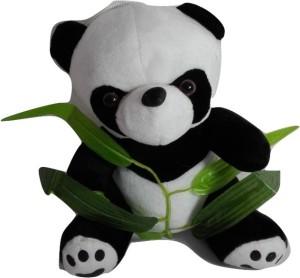 Cuddles Cute Looking Panda Sitting  - 26 cm