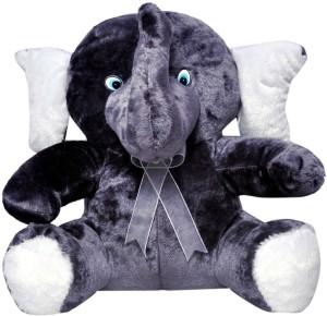 Fabelhaft A G Collection grey elephant  - 45 cm