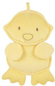 Dandelion Organic Toy Squeaker, Duck  - 20 inch