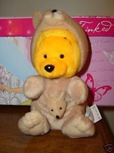 Disney S Ba Winnie The Pooh Dressed As Kangaroo