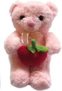 Tickles Teddy Apple  - 9 inch