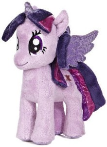 Aurora World My Little Pony Princess Twilight Sparkle Pony Plush65