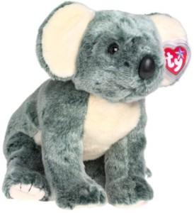 TY Beanie Babies Eucalyptus The Koala Bear