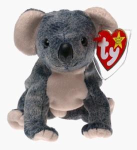 6575a6bb255 TY Beanie Babies Eucalyptus The Koala Grey Best Price in India