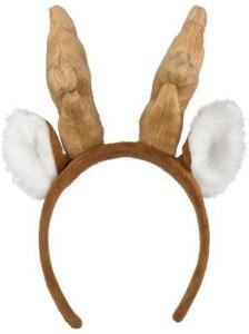 Wildlife Artists Whitetailed Deer Headband Reindeer Plush