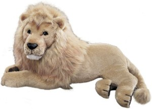Douglas Cuddle Toys Lord Titan Lion