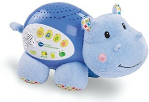 VTech Baby Lil' Critters Soothing Starlight Hippo  - 24 inch