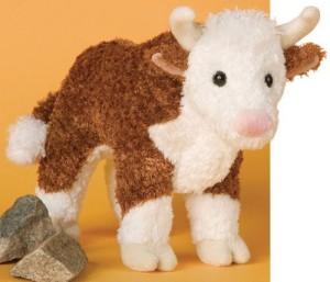 Douglas Cuddle Toys Tumbleweed Bull 8