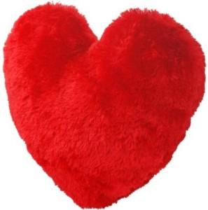 Tabby Toys Tabby Super Red Heart  - 45 cm