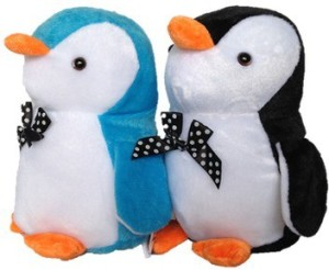 Chinmayi Cute Small Combo Penguin Soft Toy,High Quality  - 24 cm