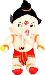 Ewi Baal Ganesh Soft Toy teddy bear  - 42 cm