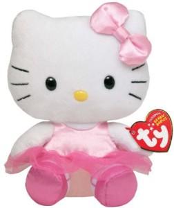 TY Beanie Baby Hello Kitty - Ballerina  - 20 cm