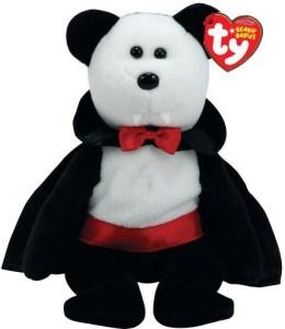 Ty Beanie Babies Baron Van Pyre Bear