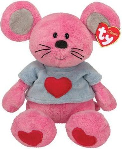 Factory Card and Party Outlet Ty Classic Patter Mouse