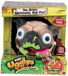 Ugglys Pug Electronic Pet Dog