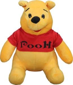 Bubble Hut Winnie The Pooh Soft Toy  - 45 cm