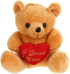 Tickles I Love You Heart Teddy  - 15 cm