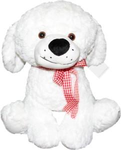 Soft Buddies Sitting Dog 36 cm  - 16 inch