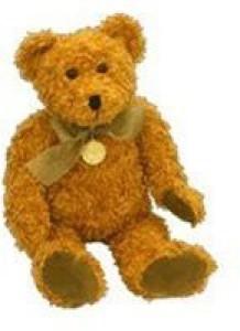 Ty Classic Teddybearsary Bear
