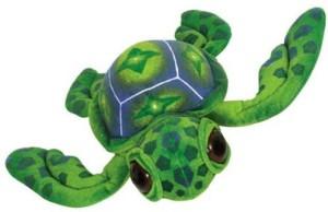 Fiesta Toys Big Eyed Green Sea Turtle 17