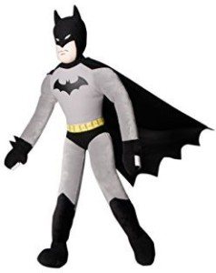 Stretchkins Batman Life Size Plush Toy That You Can Play Dance