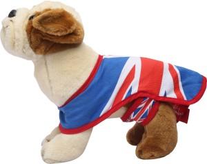 Hamleys Union Jack Bulldog  - 9.8 inch