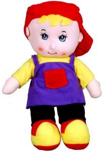 Montez Lovely Chotu Rag Baby Doll Soft Toy  - 32 cm