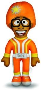 PPW Yo Gabba Gabba Dj Lance 12 Designer Plush Individuals Orange ... adfcebdd1