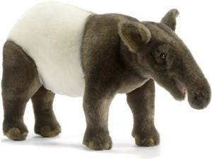 Hansa Tapir Reproduction 14'' Long