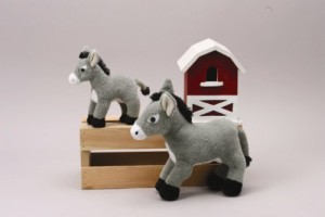 Unipak Standing Gray Donkey 10