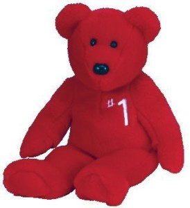fd83a0fa26f TY Beanie Babies 1 Bear Red Best Price in India