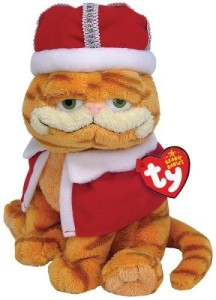 Ty His Majes Garfield Ty His Majesty The King Garfield
