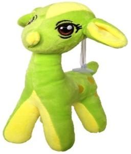 Chinmayi Small Female Giraffe Soft Toy  - 24 cm