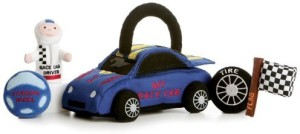 Aurora Plush Ba Inches My Race Car Carrier With Sound