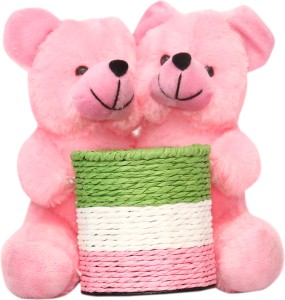 Sana Cute Pink Pen Holder CM 20  - 20 cm