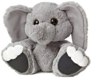 Aurora World Taddle Toes Stomper Elephant Plush10