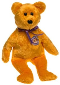 Ty Beanie Ba Celebrations The Golden Jubilee Bear