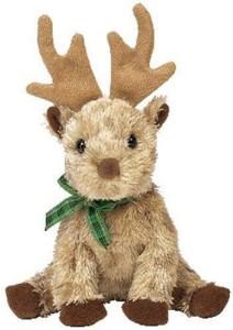 Ty Jingle Beanies Rudy Reindeer
