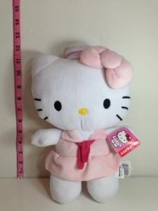 Hello Kitty Plush Doll Toy - Flight Attendant Dress  - 25 inch