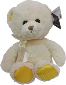 Starwalk Bear Plush Yellow Colour  - 10 inch