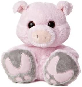 Aurora World Taddle Toes Snortster Pig Plush10