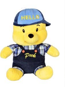 Cuddles Plush Stylish Pooh  - 35 cm