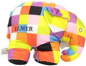 Kids Preferred Elmer The Patchwork Elephant Large Plush